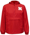 Nebraska Half Zip Champion Windbreaker Nebraska Cornhuskers, Nebraska  Mens Outerwear, Huskers  Mens Outerwear, Nebraska  Mens Sweatshirts, Huskers  Mens Sweatshirts, Nebraska  Hoodies, Huskers  Hoodies, Nebraska  Mens, Huskers  Mens, Nebraska  Zippered, Huskers  Zippered, Nebraska Nebraska Half Zip Champion Windbreaker, Huskers Nebraska Half Zip Champion Windbreaker