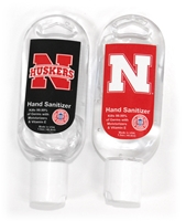 Nebraska Hand Sanitizer Nebraska Cornhuskers, Nebraska  Bedroom & Bathroom, Huskers  Bedroom & Bathroom, Nebraska  Bags Purses & Wallets, Huskers  Bags Purses & Wallets, Nebraska  Tailgating, Huskers  Tailgating, Nebraska Nebraska Hand Sanitizer, Huskers Nebraska Hand Sanitizer