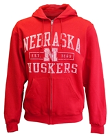 Nebraska Huskers Full Zip Vintage Champ Hoodie Nebraska Cornhuskers, Nebraska  Mens Sweatshirts, Huskers  Mens Sweatshirts, Nebraska  Hoodies, Huskers  Hoodies, Nebraska  Mens, Huskers  Mens, Nebraska  Zippered, Huskers  Zippered, Nebraska Red Full Zip Distressed White Champ Hoodie, Huskers Red Full Zip Distressed White Champ Hoodie