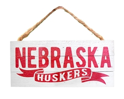 Nebraska Huskers Hanging Plank Nebraska Cornhuskers, Nebraska  Bedroom & Bathroom, Huskers  Bedroom & Bathroom, Nebraska  Game Room & Big Red Room, Huskers  Game Room & Big Red Room, Nebraska  Framed Pieces, Huskers  Framed Pieces, Nebraska Nebraska Huskers Hanging Plank, Huskers Nebraska Huskers Hanging Plank