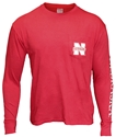 Nebraska Huskers Long Sleeve Elaine Nebraska Cornhuskers, Nebraska  Ladies T-Shirts, Huskers  Ladies T-Shirts, Nebraska  Long Sleeve, Huskers  Long Sleeve, Nebraska  Ladies, Huskers  Ladies, Nebraska  Mens, Huskers  Mens, Nebraska  Mens T-Shirts, Huskers  Mens T-Shirts, Nebraska Nebraska Huskers Long Sleeve Elaine, Huskers Nebraska Huskers Long Sleeve Elaine