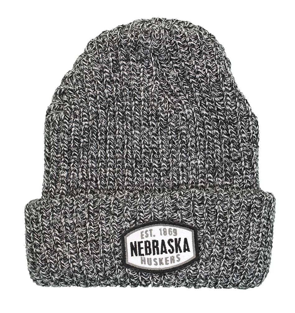 838f14fefd0 Nebraska Huskers Lumberjack Beanie - HT-B7742 ...