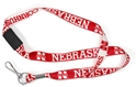 Nebraska Huskers Reversable Breakaway Laynard Nebraska Cornhuskers, Nebraska  Mens, Huskers  Mens, Nebraska  Ladies, Huskers  Ladies, Nebraska  Mens Accessories, Huskers  Mens Accessories, Nebraska  Ladies Accessories, Huskers  Ladies Accessories, Nebraska Nebraska Huskers Reversable Breakaway Laynard, Huskers Nebraska Huskers Reversable Breakaway Laynard