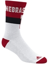 Nebraska Iron N White Crew Socks Nebraska Cornhuskers, Nebraska  Mens Accessories, Huskers  Mens Accessories, Nebraska  Ladies Accessories, Huskers  Ladies Accessories, Nebraska  Ladies, Huskers  Ladies, Nebraska  Mens, Huskers  Mens, Nebraska  Mens Underwear & PJ%27s, Huskers  Mens Underwear & PJ%27s, Nebraska  Ladies Underwear & PJ%27s, Huskers  Ladies Underwear & PJ%27s, Nebraska  Footwear, Huskers  Footwear, Nebraska Nebraska Iron N White Crew Socks, Huskers Nebraska Iron N White Crew Socks