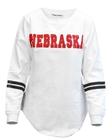 Nebraska Ladies Fashion Jersey Nebraska Cornhuskers, Nebraska  Ladies Tops, Huskers  Ladies Tops, Nebraska  Ladies Sweatshirts, Huskers  Ladies Sweatshirts, Nebraska  Ladies, Huskers  Ladies, Nebraska Nebraska Ladies Fashion Jersey, Huskers Nebraska Ladies Fashion Jersey