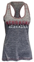 Nebraska Ladies Race Course Tank Nebraska Cornhuskers, Nebraska  Tank Tops, Huskers  Tank Tops, Nebraska  Ladies, Huskers  Ladies, Nebraska  Ladies Tops, Huskers  Ladies Tops, Nebraska  Ladies T-Shirts, Huskers  Ladies T-Shirts, Nebraska Nebraska Ladies Race Course Tank, Huskers Nebraska Ladies Race Course Tank