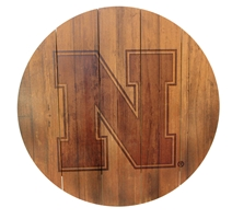 Nebraska Legacy Wall Mount Barrel Sign Nebraska Cornhuskers, Nebraska  Bedroom & Bathroom, Huskers  Bedroom & Bathroom, Nebraska  Game Room & Big Red Room, Huskers  Game Room & Big Red Room, Nebraska  Framed Pieces, Huskers  Framed Pieces, Nebraska Nebraska Legacy Wall Mount Barrel Sign, Huskers Nebraska Legacy Wall Mount Barrel Sign