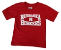 Nebraska Lil Huskers Box Tee Nebraska Cornhuskers, Nebraska  Infant, Huskers  Infant, Nebraska  Childrens, Huskers  Childrens, Nebraska  Kids, Huskers  Kids, Nebraska  Short Sleeve, Huskers  Short Sleeve, Nebraska Nebraska Lil Huskers Box Tee, Huskers Nebraska Lil Huskers Box Tee