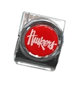 Nebraska Metal Magnet Clip Nebraska Cornhuskers, Nebraska  Kitchen & Glassware, Huskers  Kitchen & Glassware, Nebraska Stickers Decals & Magnets, Huskers Stickers Decals & Magnets, Nebraska  Tailgating, Huskers  Tailgating, Nebraska Nebraska Metal Magnet Clip, Huskers Nebraska Metal Magnet Clip