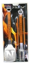 Nebraska N 3-Piece Sportula Set Nebraska Cornhuskers, Nebraska  Patio, Lawn & Garden, Huskers  Patio, Lawn & Garden, Nebraska  Kitchen & Glassware, Huskers  Kitchen & Glassware, Nebraska  Tailgating, Huskers  Tailgating, Nebraska Nebraska N 3-Piece Sportula Set, Huskers Nebraska N 3-Piece Sportula Set