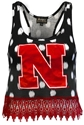 Nebraska N Crop Top Polka Dot Crochet Tank Nebraska Cornhuskers, Nebraska  Ladies Tops, Huskers  Ladies Tops, Nebraska  Ladies T-Shirts, Huskers  Ladies T-Shirts, Nebraska  Tank Tops, Huskers  Tank Tops, Nebraska  Ladies, Huskers  Ladies, Nebraska Nebraska N Crop Top Polka Dot Crochet Tank, Huskers Nebraska N Crop Top Polka Dot Crochet Tank