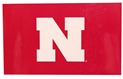 Nebraska N Screened Flag Nebraska Cornhuskers, Nebraska  Flags & Windsocks, Huskers  Flags & Windsocks, Nebraska  Patio, Lawn & Garden, Huskers  Patio, Lawn & Garden, Nebraska  Tailgating, Huskers  Tailgating, Nebraska Nebraska N Screened Flag, Huskers Nebraska N Screened Flag