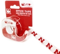 Nebraska Office Tape Nebraska Cornhuskers, Nebraska  Novelty, Huskers  Novelty, Nebraska  Office Den & Entry, Huskers  Office Den & Entry, Nebraska  Game Room & Big Red Room, Huskers  Game Room & Big Red Room, Nebraska Nebraska Office Tape, Huskers Nebraska Office Tape