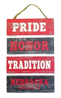 Nebraska Pride Wooden Sign Nebraska Cornhuskers, Nebraska  Bedroom & Bathroom, Huskers  Bedroom & Bathroom, Nebraska  Game Room & Big Red Room, Huskers  Game Room & Big Red Room, Nebraska  Framed Pieces, Huskers  Framed Pieces, Nebraska Nebraska Pride Wooden Sign, Huskers Nebraska Pride Wooden Sign