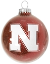 Nebraska Sparkle Ornament Nebraska Cornhuskers, Nebraska  Other Sports, Huskers  Other Sports, Nebraska  Novelty, Huskers  Novelty, Nebraska Husker Duck Call, Huskers Husker Duck Call