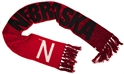 Nebraska Speckle Scarf Nebraska Cornhuskers, Nebraska  Ladies Accessories, Huskers  Ladies Accessories, Nebraska  Mens Accessories, Huskers  Mens Accessories, Nebraska  Ladies, Huskers  Ladies, Nebraska  Mens, Huskers  Mens, Nebraska Nebraska Speckle Scarf, Huskers Nebraska Speckle Scarf