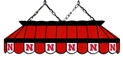 Nebraska Stained Glass Pool Table Lamp Nebraska Cornhuskers, Nebraska  Game Room & Big Red Room, Huskers  Game Room & Big Red Room, Nebraska Nebraska Stained Glass Pool Table Lamp, Huskers Nebraska Stained Glass Pool Table Lamp