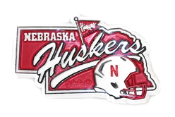 Nebraska State Shape Fridge Magnet Nebraska Cornhuskers, Nebraska Stickers Decals & Magnets, Huskers Stickers Decals & Magnets, Nebraska Nebraska State Shape Fridge Magnet, Huskers Nebraska State Shape Fridge Magnet