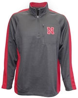 Nebraska Textured Quarter Zip Colosseum Jacket Nebraska Cornhuskers, Nebraska  Mens Outerwear, Huskers  Mens Outerwear, Nebraska  Mens Sweatshirts, Huskers  Mens Sweatshirts, Nebraska  Mens, Huskers  Mens, Nebraska  Mens, Huskers  Mens, Nebraska Zippered, Huskers Zippered, Nebraska Nebraska Textured Quarter Zip Colosseum Jacket, Huskers Nebraska Textured Quarter Zip Colosseum Jacket