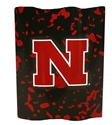 Nebraska Twin Size Throw Nebraska Cornhuskers, Nebraska  Bedroom & Bathroom, Huskers  Bedroom & Bathroom, Nebraska  Game Room & Big Red Room, Huskers  Game Room & Big Red Room, Nebraska  Comfy Stuff, Huskers  Comfy Stuff, Nebraska Nebraska Twin Size Throw, Huskers Nebraska Twin Size Throw