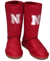 Nebraska Varsity Cozy Boot Nebraska Cornhuskers, Nebraska  Ladies, Huskers  Ladies, Nebraska  Footwear, Huskers  Footwear, Nebraska  Ladies Accessories, Huskers  Ladies Accessories, Nebraska Nebraska Varsity Cozy Boot, Huskers Nebraska Varsity Cozy Boot