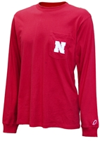 Nebraska Vintage Wash Pocket Tee Nebraska Cornhuskers, Nebraska  Mens T-Shirts, Huskers  Mens T-Shirts, Nebraska  Mens, Huskers  Mens, Nebraska  Long Sleeve, Huskers  Long Sleeve, Nebraska Nebraska Vintage Wash Pocket Tee, Huskers Nebraska Vintage Wash Pocket Tee