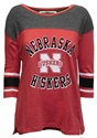 Number 22 Husker Jersey Tee Nebraska Cornhuskers, Nebraska  Ladies T-Shirts, Huskers  Ladies T-Shirts, Nebraska  Long Sleeve, Huskers  Long Sleeve, Nebraska  Ladies, Huskers  Ladies, Nebraska  Ladies Tops, Huskers  Ladies Tops, Nebraska Number 22 Husker Jersey Tee, Huskers Number 22 Husker Jersey Tee