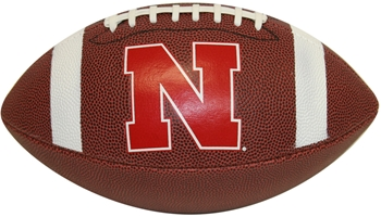 Official Adidas Composite Football Nebraska Cornhuskers, Nebraska All Sports, Huskers All Sports, Nebraska Fun Stuff, Huskers Fun Stuff, Nebraska  Balls, Huskers  Balls, Nebraska  Tailgating, Huskers  Tailgating, Nebraska Official Adidas Composite Football, Huskers Official Adidas Composite Football