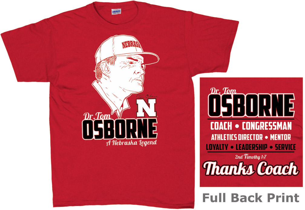 Osborne Red Legend Tee - AT-55285
