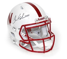 Pelini Signed Full Size Speed Helmet Nebraska Cornhuskers, husker football, nebraska cornhuskers merchandise, husker merchandise, nebraska merchandise, husker memorabilia, husker autographed, nebraska cornhuskers autographed, Bo Pelini autographed, Bo Pelini signed, Bo Pelini collectible, Bo Pelini, nebraska cornhuskers memorabilia, nebraska cornhuskers collectible, Bo Pelini Signed Helmet