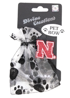 Pet Clip with Gift Bag Nebraska Cornhuskers, Nebraska Pet Items, Huskers Pet Items, Nebraska Pet Clip with Gift Bag DC, Huskers Pet Clip with Gift Bag DC
