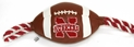 Pet Pebble Grain Football Nebraska Cornhuskers, Nebraska Pet Items, Huskers Pet Items, Nebraska  Balls, Huskers  Balls, Nebraska Pet Pebble Grain Football, Huskers Pet Pebble Grain Football