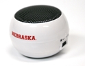 Portable Mini Speaker Nebraska Cornhuskers, Nebraska  Tailgating, Huskers  Tailgating, Nebraska  Music & Audio, Huskers  Music & Audio, Nebraska  Novelty, Huskers  Novelty, Nebraska Portable Mini Speaker, Huskers Portable Mini Speaker