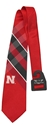 Red/ Black Plaid Tie Nebraska Cornhuskers, Nebraska  Ties & Pins, Huskers  Ties & Pins, Nebraska  Mens, Huskers  Mens, Nebraska  Mens Accessories, Huskers  Mens Accessories, Nebraska Red/ Black Plaid Tie, Huskers Red/ Black Plaid Tie