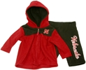 Red/Black Snowflake Polar Fleece Set Nebraska Cornhuskers, Nebraska  Infant, Huskers  Infant, Nebraska Shorts & Pants, Huskers Shorts & Pants, Nebraska  Hoodies, Huskers  Hoodies, Nebraska  Zippered, Huskers  Zippered, Nebraska  Kids, Huskers  Kids, Nebraska Red/Black Snowflake Polar Fleece Set, Huskers Red/Black Snowflake Polar Fleece Set