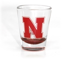 Red Bottom Shot Glass Nebraska Cornhuskers, Nebraska  Kitchen & Glassware, Huskers  Kitchen & Glassware, Nebraska  Game Room & Big Red Room, Huskers  Game Room & Big Red Room, Nebraska  Novelty, Huskers  Novelty, Nebraska  Tailgating, Huskers  Tailgating, Nebraska Red Bottom Shot Glass, Huskers Red Bottom Shot Glass