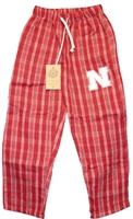 Youth Huskers Flannel PJ Pant Nebraska Cornhuskers, Nebraska Shorts & Pants, Huskers Shorts & Pants, Nebraska  Youth , Huskers  Youth , Nebraska Red Flannel Pj Pant, Huskers Red Flannel Pj Pant