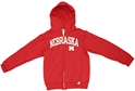Youth Full Zip Hoody Nebraska Cornhuskers, Nebraska  Youth, Huskers  Youth, Nebraska  Hoodies, Huskers  Hoodies, Nebraska  Kids, Huskers  Kids, Nebraska  Zippered  , Huskers  Zippered  , Nebraska Red Full Zip Hoody, Huskers Red Full Zip Hoody