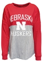 Red Grey Jersey Long Sleeve Utrau Tee Nebraska Cornhuskers, Nebraska  Ladies T-Shirts, Huskers  Ladies T-Shirts, Nebraska  Ladies, Huskers  Ladies, Nebraska  Short Sleeve , Huskers  Short Sleeve , Nebraska Black V-Neck GBR Huskers, Huskers Black V-Neck GBR Huskers