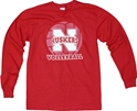 Red L/S Volleyball Tee With N Husker Logo Nebraska Cornhuskers, Nebraska Mens, Huskers Mens, Nebraska  Mens T-Shirts, Huskers  Mens T-Shirts, Nebraska T-SHIRT, Huskers T-SHIRT, Nebraska  Mens, Huskers  Mens, Nebraska  Ladies, Huskers  Ladies, Nebraska Womens, Huskers Womens, Nebraska  Ladies T-Shirts, Huskers  Ladies T-Shirts, Nebraska Volleyball, Huskers Volleyball, Nebraska  Long Sleeve, Huskers  Long Sleeve, Nebraska Red L/S Volleyball Tee with N Husker Logo, Huskers Red L/S Volleyball Tee with N Husker Logo