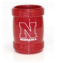 Red Magnet Koozie Nebraska Cornhuskers, Nebraska  Tailgating, Huskers  Tailgating, Nebraska  Game Room & Big Red Room, Huskers  Game Room & Big Red Room, Nebraska Red Magnet Koozie, Huskers Red Magnet Koozie