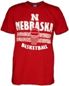 Huskers Retro Sport Basketball Tee Nebraska Cornhuskers, Nebraska  Mens T-Shirts, Huskers  Mens T-Shirts, Nebraska  Mens, Huskers  Mens, Nebraska  Short Sleeve, Huskers  Short Sleeve, Nebraska  Basketball , Huskers  Basketball , Nebraska Red Retro Sport Basketball Tee, Huskers Red Retro Sport Basketball Tee