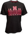 Red SS Bare Bow Col Tee Nebraska Cornhuskers, Nebraska  Mens T-Shirts, Huskers  Mens T-Shirts, Nebraska  Mens, Huskers  Mens, Nebraska  Short Sleeve, Huskers  Short Sleeve, Nebraska Red SS Bare Bow Col Tee, Huskers Red SS Bare Bow Col Tee