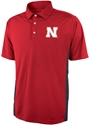 Red Side Insert Polo Nebraska Cornhuskers, Nebraska  Mens Polos, Huskers  Mens Polos, Nebraska Polos, Huskers Polos, Nebraska Red Side Insert Polo, Huskers Red Side Insert Polo