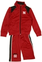 Red Toddler Track Suit Nebraska Cornhuskers, Nebraska  Childrens, Huskers  Childrens, Nebraska Shorts & Pants, Huskers Shorts & Pants, Nebraska  Kids, Huskers  Kids, Nebraska Red Toddler Track Suit, Huskers Red Toddler Track Suit