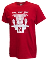 Roof Roof Roof Husker Volleyball Dog Tee Nebraska Cornhuskers, Nebraska  Mens T-Shirts, Huskers  Mens T-Shirts, Nebraska  Mens, Huskers  Mens, Nebraska Volleyball, Huskers Volleyball, Nebraska Roof Roof Roof Husker Volleyball Dog Tee, Huskers Roof Roof Roof Husker Volleyball Dog Tee