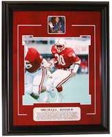 Rozier Framed Print Nebraska Cornhuskers, Nebraska One of a Kind, Huskers One of a Kind, Nebraska  Framed Pieces, Huskers  Framed Pieces, Nebraska Rozier Framed Print, Huskers Rozier Framed Print