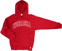 Russell Hoody w/ Red applique & opal twill Nebraska Cornhuskers, Nebraska  Hoodies, Huskers  Hoodies, Nebraska  Ladies, Huskers  Ladies, Nebraska  Ladies Sweatshirts   , Huskers  Ladies Sweatshirts   , Nebraska Russell Hoody w/ Red applique & opal twill, Huskers Russell Hoody w/ Red applique & opal twill