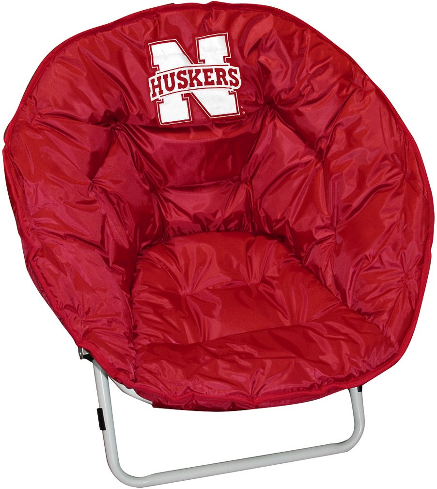 SPHERE CHAIR Nebraska Cornhuskers, Sphere Chair