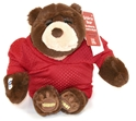 Sarge-Cheering Stuffed Bear in Husker Jersey Nebraska Cornhuskers, Nebraska  Kids Jerseys, Huskers  Kids Jerseys, Nebraska  Toys & Games, Huskers  Toys & Games, Nebraska  Youth, Huskers  Youth, Nebraska  Childrens, Huskers  Childrens, Nebraska  Novelty, Huskers  Novelty, Nebraska Sarge-Cheering Stuffed Bear in Husker Jersey, Huskers Sarge-Cheering Stuffed Bear in Husker Jersey